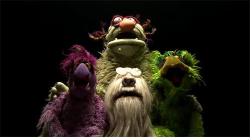 The Muppets - Bohemian Rhapsody