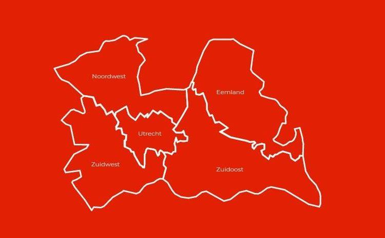 Vijf canons voor provincie Utrecht