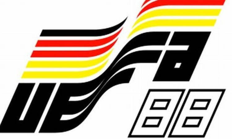 Logo van het EK 1988