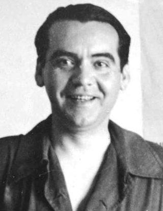 Federico García Lorca (Publiek Domein - wiki)