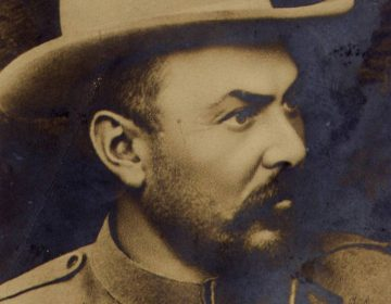 Louis Botha tijdens de Tweede Boerenoorlog