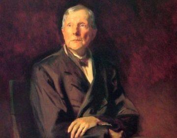 John D. Rockefeller in 1917 - cc
