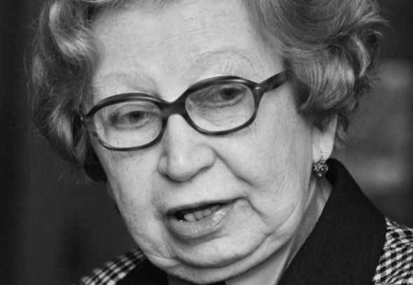 Miep Gies in 1987 (cc - Rob Bogaerts / Anefo - Nationaal Archief)