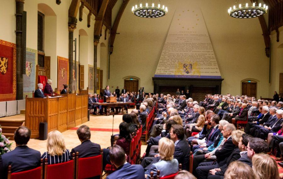 Verenigde vergadering van de Staten-Generaal, op 3 december 2013 - cc