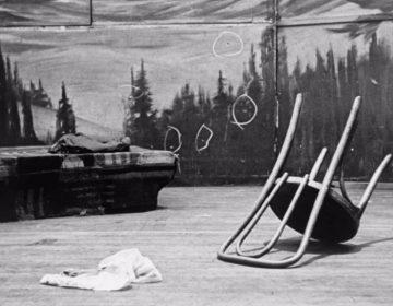 De Manhattan's Audubon Ballroom na de moord op Malcolm X