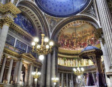 Interieur van La Madeleine (CC BY 2.0 - Joe deSousa - wiki)