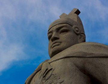 Standbeeld van Zheng He - cc