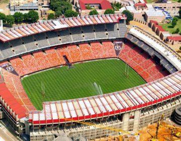 Invictus - Stadion in Johannesburg (CC BY-SA 2.0 - Leglo09 - wiki)
