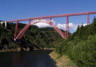 Garabit-brug in Frankrijk (CC BY-SA 3.0 - wiki)