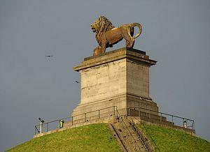 Leeuw van Waterloo (cc - wiki)