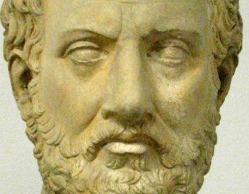 Thucydides (ca. 455-395 v.Chr.) - Historicus en legeraanvoerder (cc - shakko)