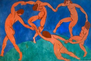 Verbazingwekkend De dans' van Matisse te zien in Amsterdam | Historiek FU-13