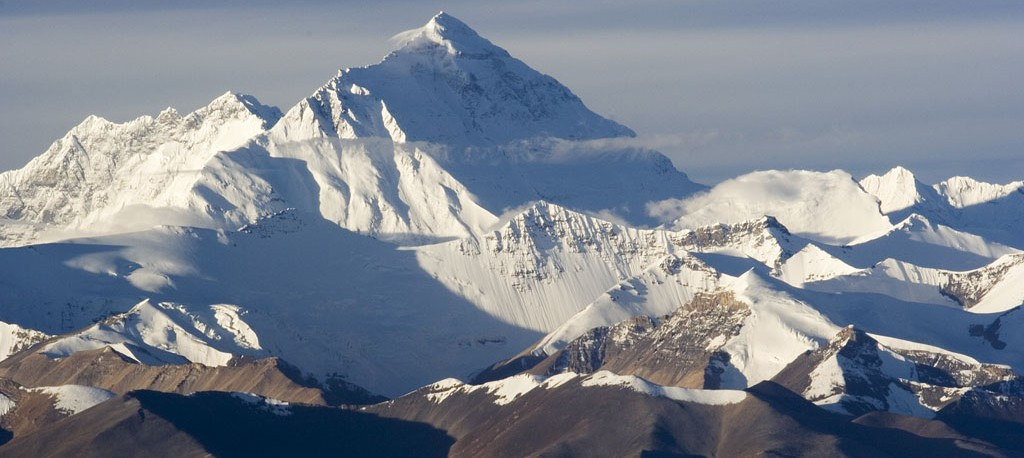 Mount Everest. cc/Lucag
