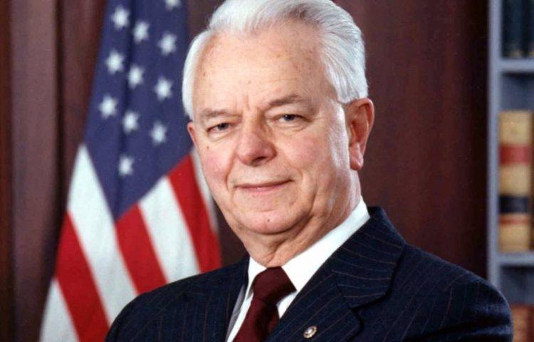 Robert C. Byrd (1917-2010) - Amerikaanse senator (US Congress)