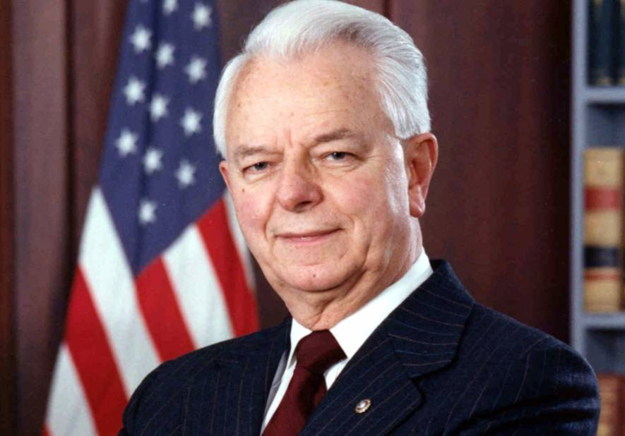 Robert C. Byrd (1917-2010) - Amerikaanse senator (US Congress)