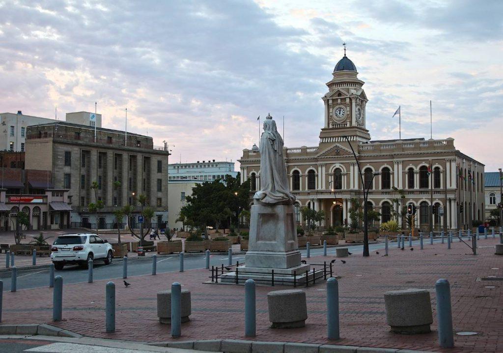 Centrum van Port Elizabeth