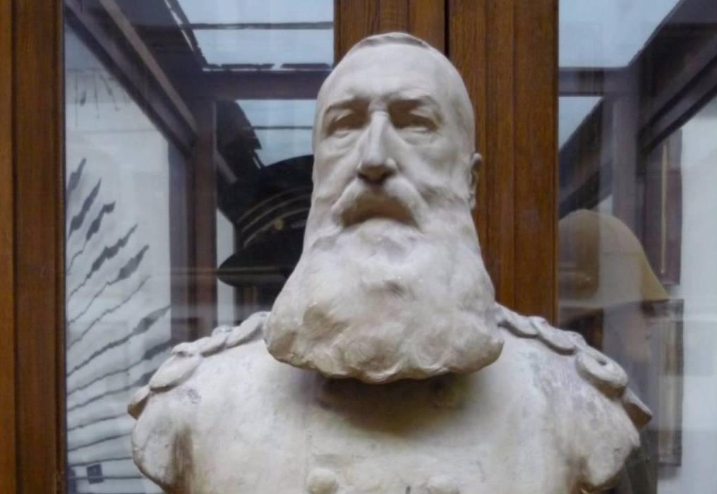 Buste van Leopold II - cc