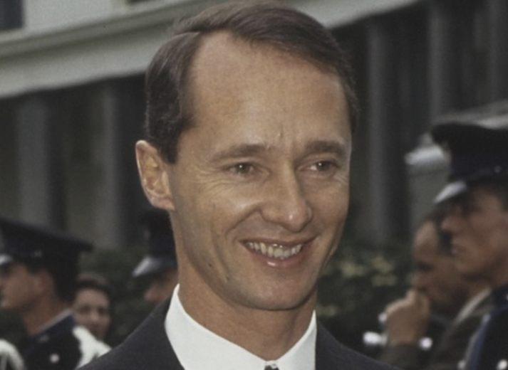 Carel Hugo van Bourbon Parma in 1968. (CC0 - Eric Koch - Anefo - wiki)