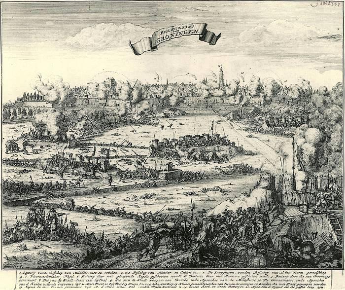 28 augustus 1672 - Gronings Ontzet