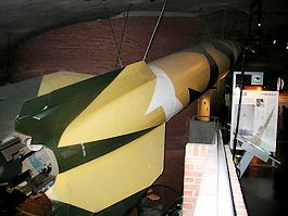 V2-raket in 'La Coupole' in Helfaut - Foto: CC/Paul Hermans