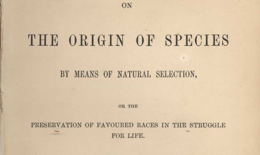 'On the Origin of Species' van Charles Darwin