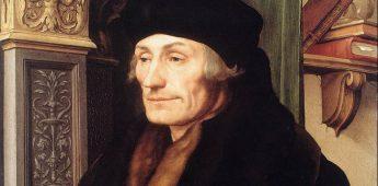Desiderius Erasmus (ca. 1466-1536) – Humanist uit Rotterdam