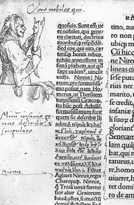 Citaten Uit Lof Der Zotheid : Desiderius erasmus ca humanist uit rotterdam