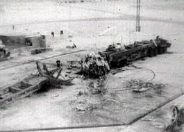 Lanceerplatform na de ramp