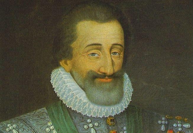 Hendrik IV van Frankrijk