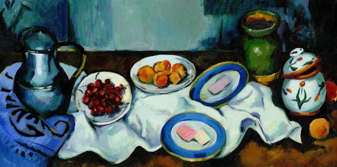 Paul Cézanne (1839-1906) - Franse kunstschilder