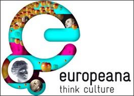 Logo van Europeana