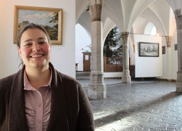 Anne-Marie van Hout – Foto: Museum Elburg
