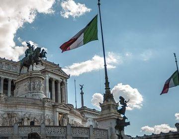Italiaanse vlag (cc - Pixabay)