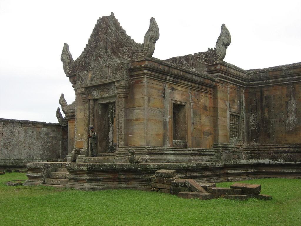 Preah Vihear Tempel - cc