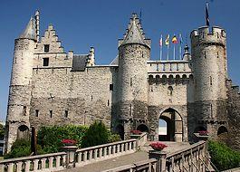 Het Steen, Antwerpen - Foto: CC/Frank K.