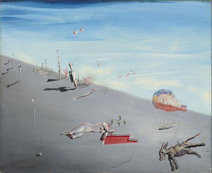 Recordbedragen Voor Werken Salvador Dali