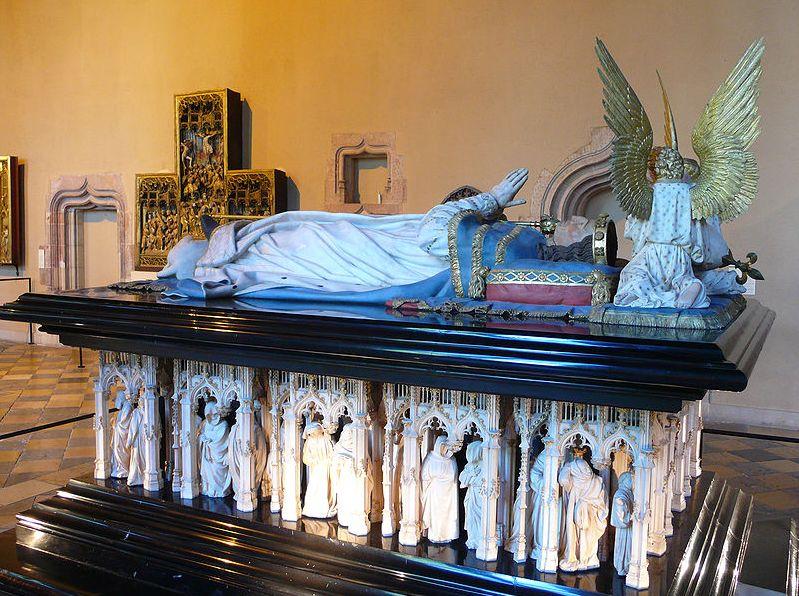 Graftombe van Filips de Stoute in Dijon - Foto: CC/Welleschik
