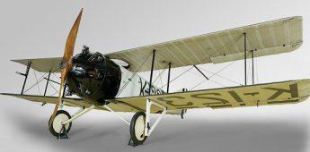 De F.K. 23 Bantam – Het beroemde vliegtuig van Frits Koolhoven