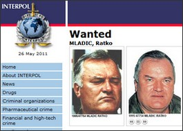 Opsporingsbericht van Interpol
