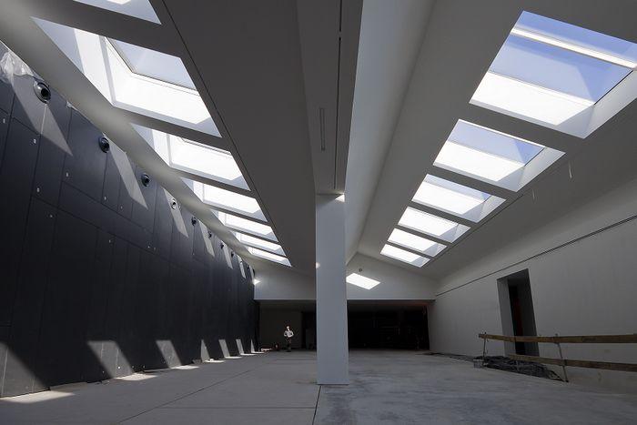 Museum in de voormalige emailfabriek van Oskar Schindler