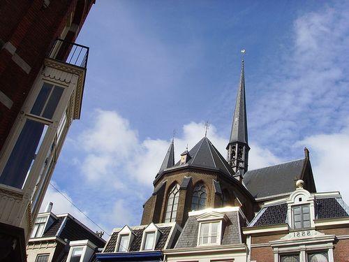 Sint-Willibrordkerk in Utrecht - Foto: CC/Luctor