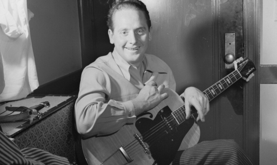 Les Paul in 1947 (wiki)