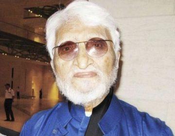 Maqbool Fida Husain (Publiek Domein - wiki)