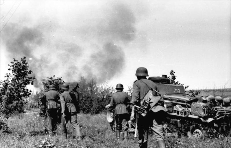 Operatie Barbarossa (cc-Bundesarchiv)