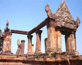 Preah Vihear Tempel