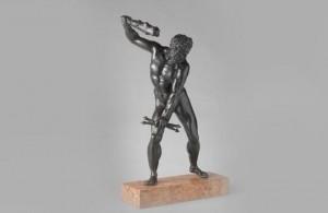 Het Herculesbeeld – Foto: Rijksmuseum