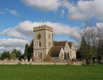 St Andrews-kerk in Owlsebury – Foto: CC/Peter Facey