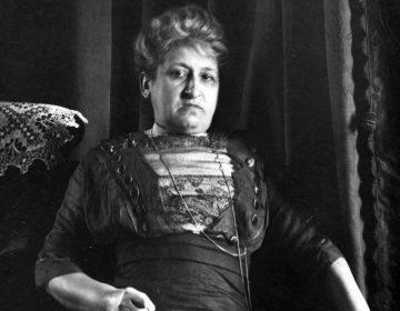 Aletta Jacobs in 1912 (Publiek Domein - wiki)
