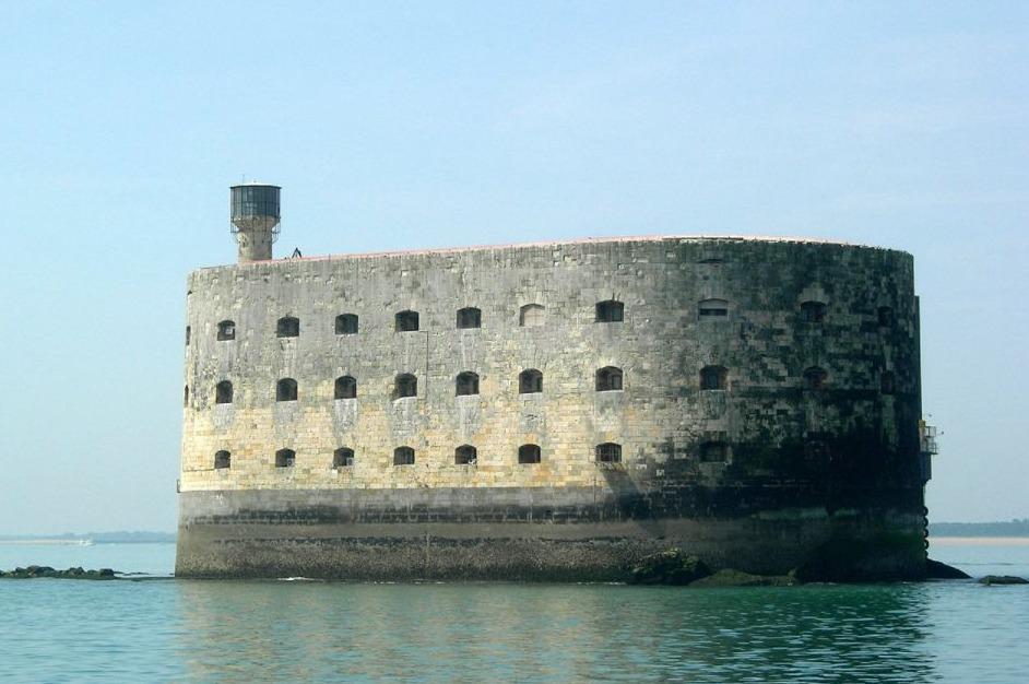 Fort Boyard - Bekend van het televisieprogramma