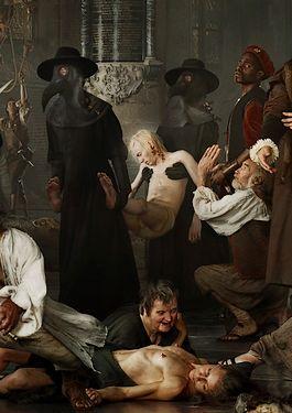 Leidens ontzet, door Erwin Olaf